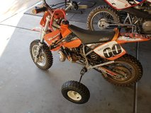 KTM 50 in Alamogordo, New Mexico