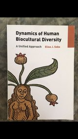ANTH 402 Dynamics of Human Biocultural Diversity: A Unified Approach book & courseware in Camp Pendleton, California