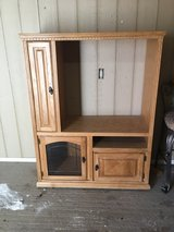 wood tv stand in Alamogordo, New Mexico