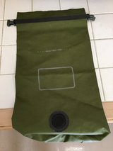 USMC CIF Issued Small Green Water Proof Mac Sack Bag in Camp Pendleton, California