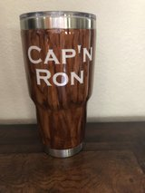 Custom Tumblers 20 and 30 oz in Kingwood, Texas