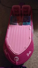 barbie speed boat in St. Charles, Illinois