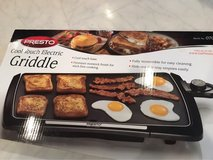New griddle in Okinawa, Japan