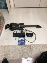 Xbox 1 accessories and guitar hero in Okinawa, Japan