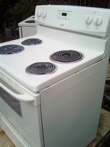 Kenmore electric stove in Baytown, Texas