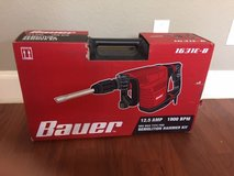 Bauer 1631E-B SDS Max Demolition Hammer-- New In Box-- in Kingwood, Texas