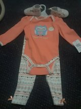 Baby owl  out fit  with  shoes brand new in Baytown, Texas
