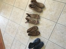 Shoes in Fort Rucker, Alabama