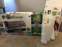 Food Saver and Bags in Hampton, Virginia