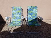 Adjustable Lawn Chairs in 29 Palms, California