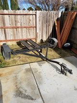 Tow dolly with brakes in Fairfield, California