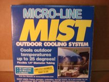 NEW MICRO-LINE MIST OUTDOOR COLLING SYSTEM in Bartlett, Illinois