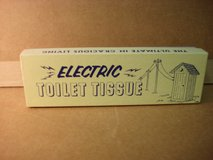 ELECTRIC TOLIET PAPER in St. Charles, Illinois