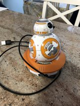 BB8 robot with force band in Westmont, Illinois
