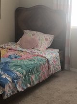 twin bed frame in Alamogordo, New Mexico