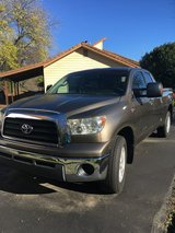 2007 Toyota Tundra crew cab in Fairfield, California