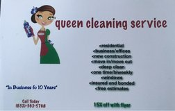 House keeping in The Woodlands, Texas