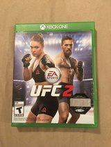 UFC 2 for Xbox One in Fort Leonard Wood, Missouri
