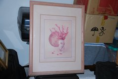Framed Pink Flower in Leesville, Louisiana