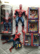 Spider-Man Ornaments & Toys Lot in Macon, Georgia