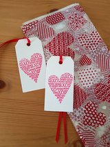 5 Goody Bags With Handmade Gift Tags in Ramstein, Germany
