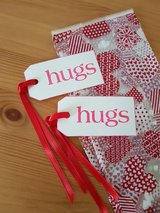 NEW, 5 Goody Bags With Handmade Gift Tags in Ramstein, Germany