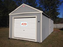 12x30 Garage Storage Building Shed DISCOUNTED!! in Moody AFB, Georgia
