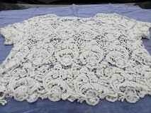 lace top, white in Fort Rucker, Alabama