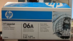 HP LaserJet Toner/Cartridge in Glendale Heights, Illinois