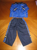 24 month zip up jacket & pants in Yorkville, Illinois