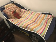 Kids car bed-perfect condition we need the space!!!! in Stuttgart, GE
