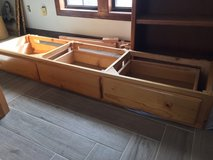 King size underbed drawers in Alamogordo, New Mexico