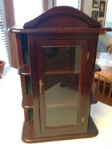 Wall/Table top Curio Cabinet in Joliet, Illinois