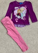 4T Frozen Outfit!!! in Elgin, Illinois