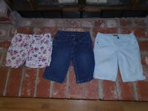 3 pair girls shorts in Fairfield, California