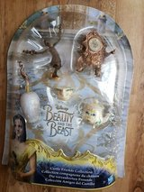 Disney beauty and the beast collection new in Bolingbrook, Illinois