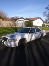 2005 Ford Crown Victoria V8 Police Interceptor in Fairfield, California