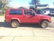 1988 Jeep Cherokee 4x4 Limited 2 Door / Clean Title / Sunroof in Fairfield, California
