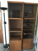 Two bookcases in Alamogordo, New Mexico
