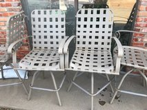 4 bar height patio chairs in Alamogordo, New Mexico