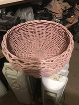 Wicker basket in Alamogordo, New Mexico