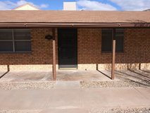 2 bed/1bath apartment in Alamogordo, New Mexico