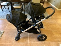Baby Jogger City Select DOUBLE Stroller in Houston, Texas