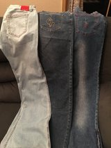 Size 11/12 jeans in Alamogordo, New Mexico
