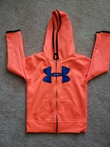Under Armour zip up, size 5 in Byron, Georgia