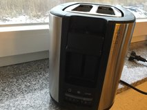 220V Philips Stainless Steel Toaster, in Ramstein, Germany