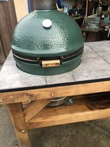 BBQ Grill Big Green Egg Large in Fairfield, California
