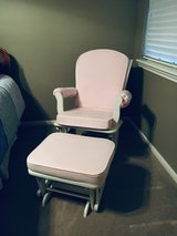 Glider and ottoman in Kingwood, Texas