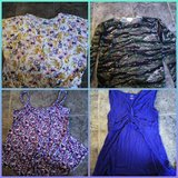 Shirts/blouses all size m in Fairfield, California