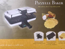 Pizzelle maker wanted in Lockport, Illinois